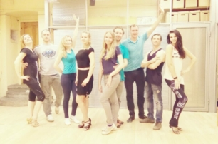 Обучение латиноамериканскому социальному танцу сальса коротким курсом!