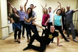 Пробное занятие в школе танцев сальсы и бачаты